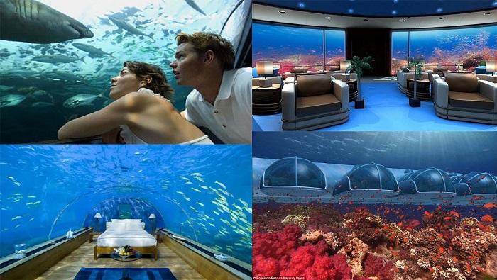 পসেইডন আন্ডার'সী রিসোর্ট, Poseidon Undersea Resort