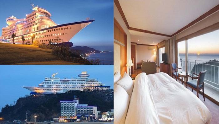 সান ক্রুজ হোটেল, Sun Cruise Hotel