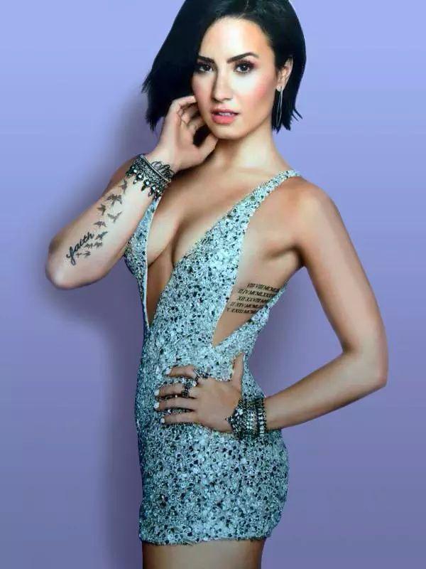 ডেমি লোভাটো (Demi Lovato)