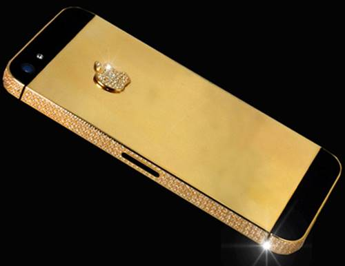 iPhone 5 ব্ল্যাক ডাইমন্ডঃ
